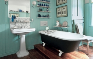 vintage-bathroom